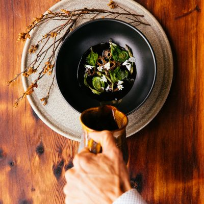 Sustainable Culinary at Nimmo Bay