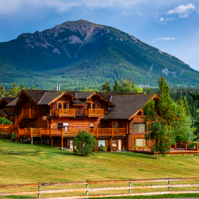 Lookout Lodge at Echo Valley Ranch & Spa